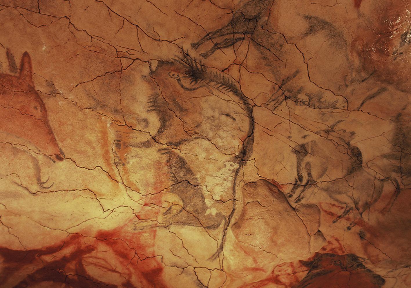 Pinturas rupestres de la cueva de Altamira